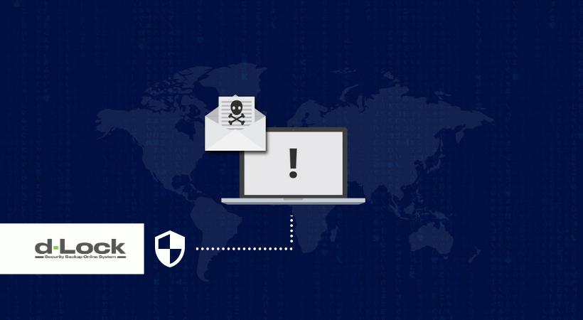 Ransomware copias de seguridad online