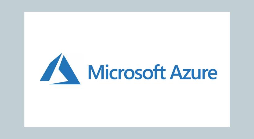 Logo de Microsoft Azure